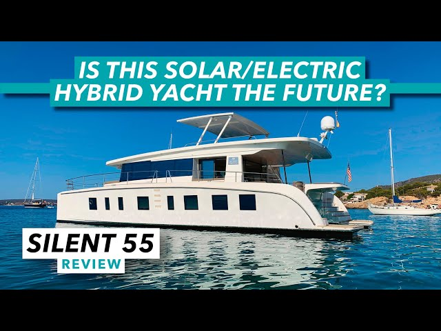 Silent Yachts 55 | Review | Motor Boat & Yachting