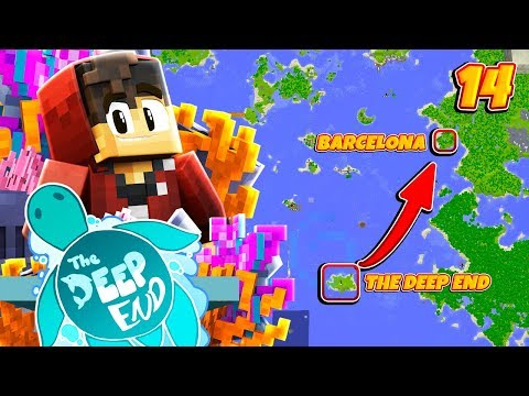Minecraft The Deep End Smp Episode 12 Ninja Turtle 4d Videos Mp3