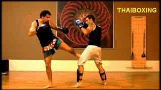 K1 Kickboxing / Thaiboxing - TRAINING TUTORIAL