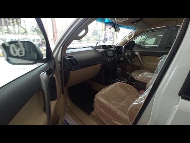 Toyota Prado TX 2.7 2015 for Sale in Multan