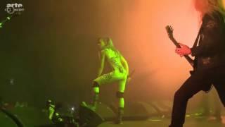 Arch Enemy - My Apocalypse - Live Hellfest 2015