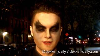 Томас Деккер, Thomas Dekker - NYC - 4/20/20/14: Hello!