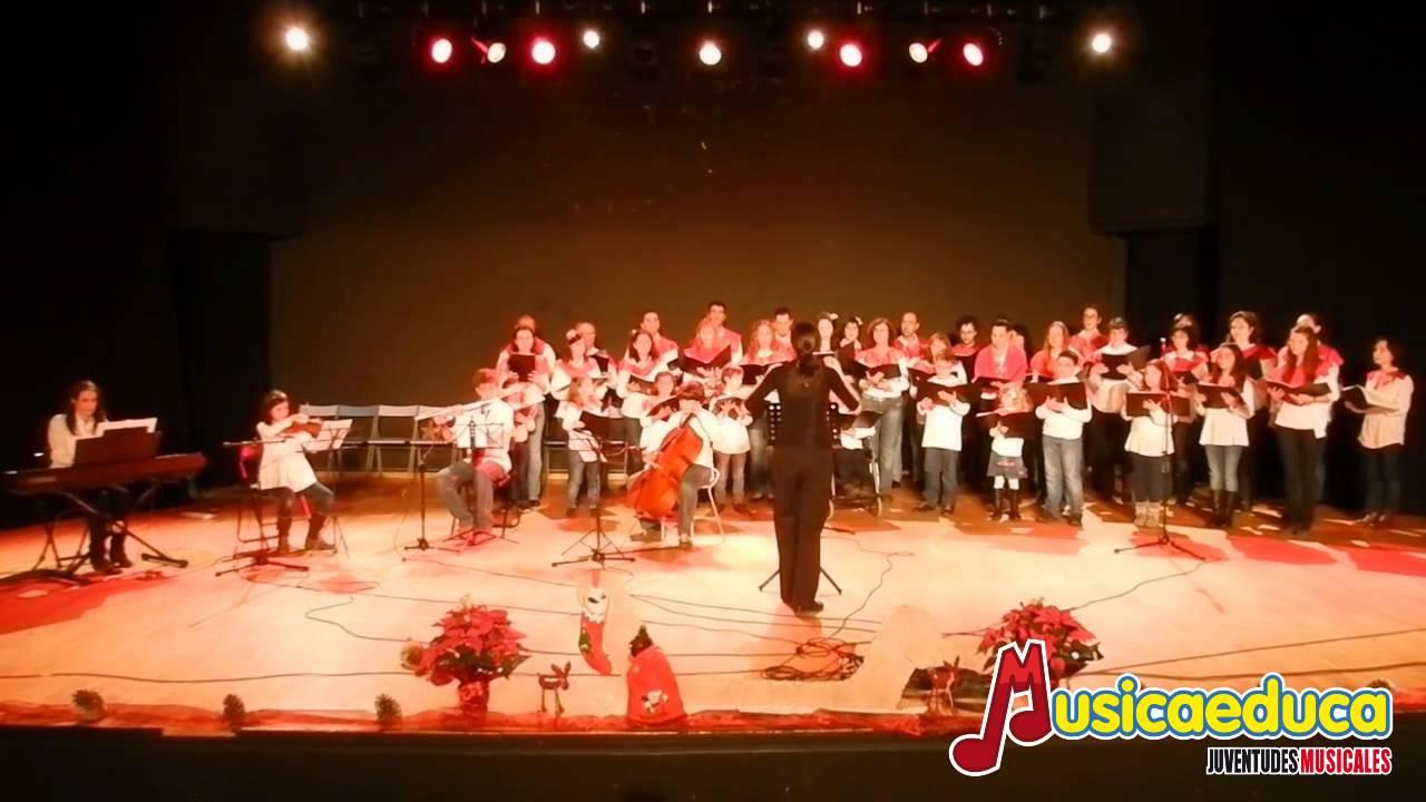 O Tannenbaum - Agrupación de cámara y Coro Musicaeduca