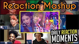 BLACKPINK   'FOREVER YOUNG' 0617 SBS Inkigayo   Reaction Mashup