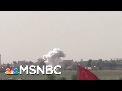 What Does The U.S. Withdrawing From Syria Mean For ISIS? | Velshi & Ruhle | MSNBC