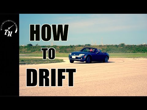 HOW TO DRIFT (SAFELY). -Track Tips with T.H.