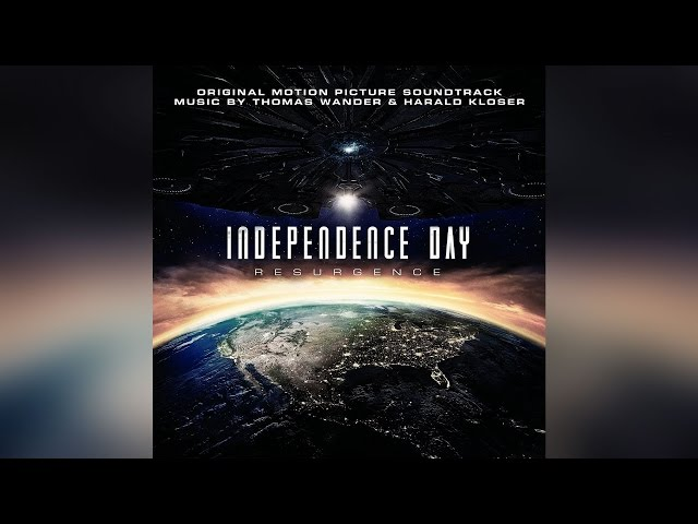 Independence Day: Resurgence - Full Album - Soundtrack Score OST