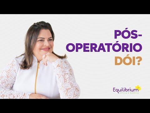 Pós-Operatório dói?