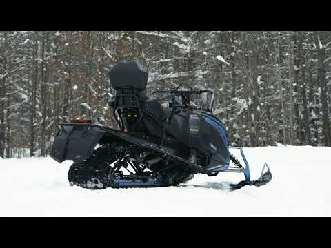 2022 Yamaha Transporter Lite 2-Up in Belvidere, Illinois - Video 2