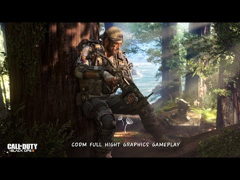 Call of Duty Mobile full HD graphics and ultra frame rate gameplay.
