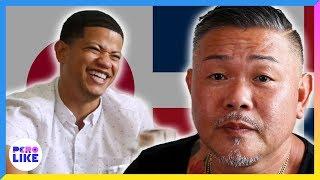 "Meet The Japanese-Dominican Chef ""Ninja"""
