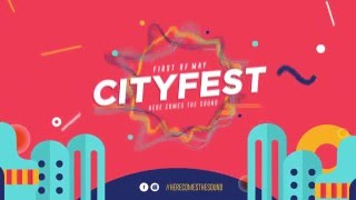Intro Cityfest 2016 - Short Version