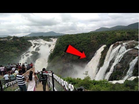 Shivanasamudra Falls | ಶಿವನಸಮುದ್ರ | Shivanasamudra | Talakadu | Kaveri | Mysore | 2020