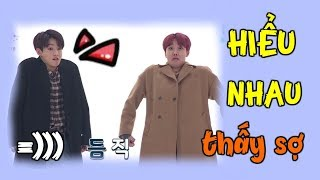 [BTS FUNNY MOMENTS #32] HIỂU NHAU thấy sợ =)) (Phần 1)