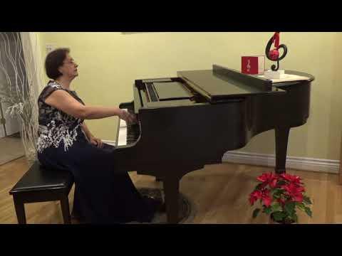 Anahit Sevoyan- Franz Liszt Liebestraum Love Dream