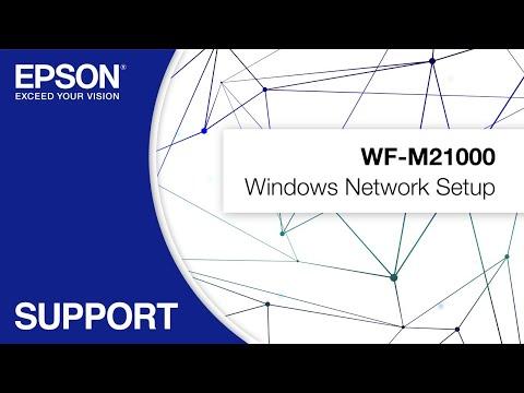 Windows Network Setup