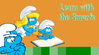 Play with The Smurfs: Learn With the Smurfs • Les Schtroumpfs