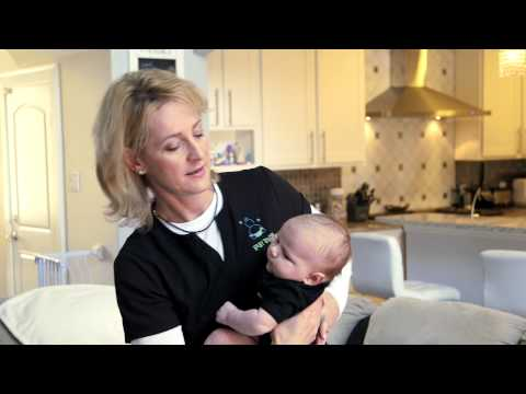 Handling Positions to Prevent Plagiocephaly