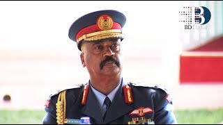 Major General Abdallah Mohammed, a Kenya Airforce officer, has