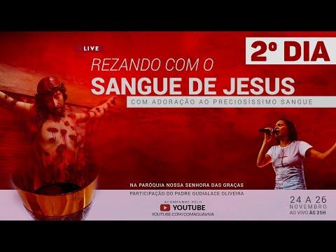 Adoração ao Sagrado Sangue de Jesus