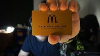 Wie Bekommt Man Die Mcdonalds Gold Karte Geld Mcdonald S