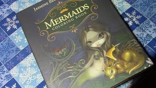 Jasmine Becket Griffith Mermaid's Flip Through & Review