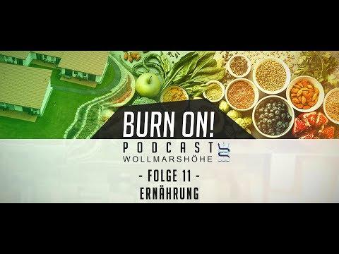 Burn On! Folge 11 – Ernährung