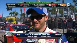 2013 NSCS Daytona 500 Qualifying   7  14