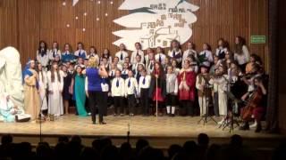 Jasełka w Zespole Szkół Muzycznych w Krośnie
