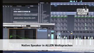 Native Speaker in allen Weltsprachen
