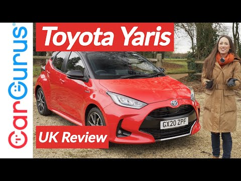 Toyota Yaris 2021 Review: Is this hybrid the new small car of choice? | CarGurus UK