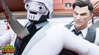 MIDAS BETRAYS THE HENCHMEN!!! - Fortnite Films