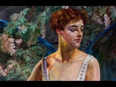 Polish Chanson 1931: Zofia Terné - Świat to tylko twoje oczy (The World Is Nothing But Your Eyes)