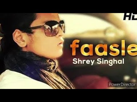 Faaslay New Bollywood Song | Latest Bollywood Song 2021 | Latest Hindi Song - with Lyrics