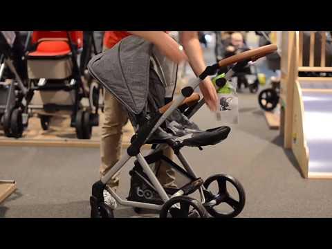 BabyOne B.O. T-Light Kombi-Kinderwagen  Review