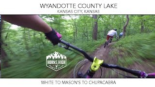 WHITE TAIL TRAIL  |  MASON'S LINEAR LOOP  |  CHUPACABRA  |  MAY 2017