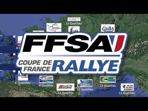 Finale de la Coupe de France des rallyes 2021 - J-30 !