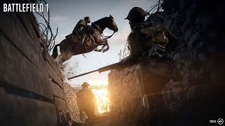 Battlefield 1 Official Gameplay Trailer