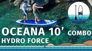 [PADLUJTE.CZ] Paddleboard HYDRO FORCE OCEANA (Bestway) a kajak 2021