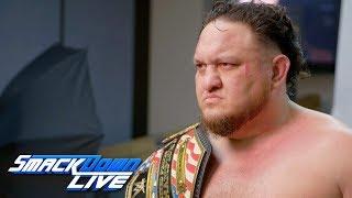 SmackDown LIVE: Joe se consagra NUEVO Campeón de los Estados Unidos; Flair y Lynch chocan nuevamente