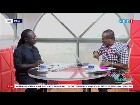 THE DIALOGUE WITH CHRISTIAN DONKOR (MAY 29,2020)