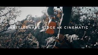 RattleSnake Ridge 4K | Sony A7III | DJI FPV