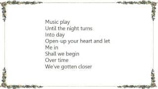 Brian McKnight - Shall We Begin Lyrics