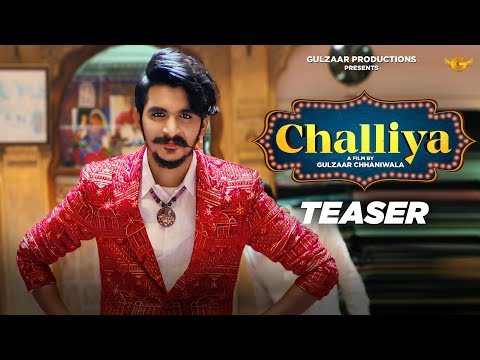 CHALLIYA Latest Haryanvi Song by GULZAAR CHHANIWALA