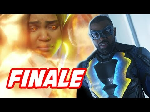 What's in the Suitcase? – Black Lightning Episode 13 FINALE Review!