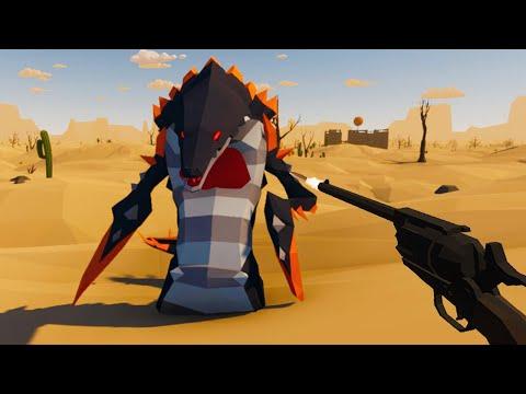 I Have Slain The Beast - Finding The Secrets To Killing The Seeker - Desert Skies Gameplay