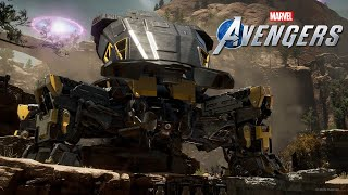 Marvel's Avengers: Pym Tech Trailer - E3 2019