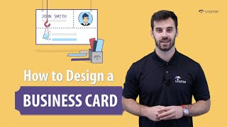 How to Design a Business Card | Do's and Don'ts for Business Card Design