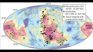 Внутри Земли нашли загадочные структуры. Ученые обнаружили аномальные зоны в мантии Земли. Видео.
