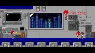 TCI Animações: Fire Sonic  Shadow Vs Ice Sonic